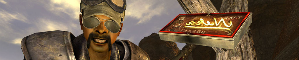 Fallout: New Vegas - Gun Runners Arsenal