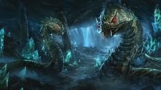 Творческое изображение - Гнездо Змия