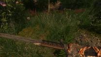 Древний двуручный меч