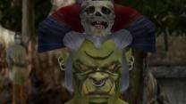 Мужские лица и причёски для орков в стиле Warcraft