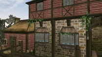 Тени и Свет I - Имперские дома и деревянные предметы