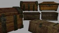 Разные разности Коннари - Деревянные предметы