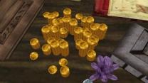 Золотое золото и блестящее золото