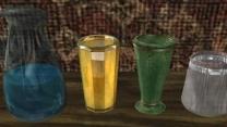 Алебастр и стекло