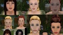 Лица от Kagz и Sorcha 2: Люди