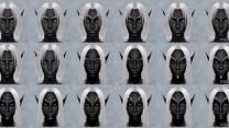 Лица и причёски для расы дроу