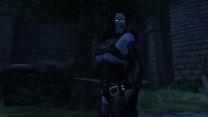 Броня «Посланник тьмы»