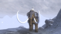 Ездовой мамонт