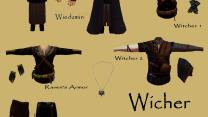 Классический ведьмак
