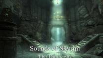 Звуки Скайрима - Подземелья