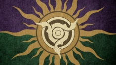 Творческое изображение - Знамя данмеров