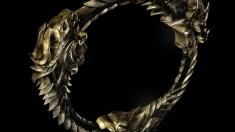 Творческое изображение - Логотип TES online - 3D