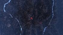 Скалистая Красная гора