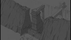 Творческое изображение - Крепость