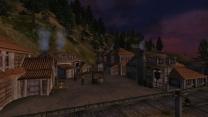Деревня Сатч