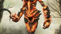 Творческое изображение - Огненный Атронах