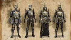 Творческое изображение - Aldmeri Dominion Armors