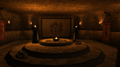 Творческое изображение - Гробница