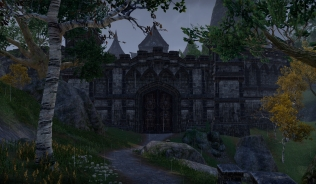Личный замок в Гленбуре
