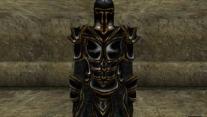 Темная Эбонитовая броня