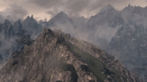 Ретекстур гор, скал и камней
