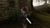 Собственноручная ковка игроком оружия и доспехов из железа
