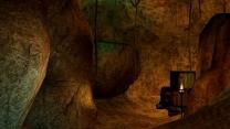 Ландшафты Коннари - Пещеры