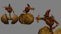 Бестиарий Коннари - Двемерские центурионы