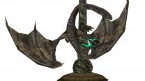 Великие Дома Коннари - Статуя имперского дракона