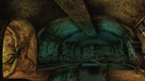 Архитектура Коннари - Канализация, царство сырости