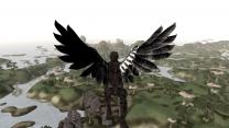 Крылья Ворона