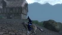 Ездовой волк