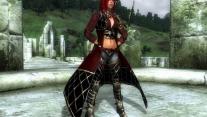 Броня охотника на вампиров (Roberts Female Body)