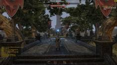 Творческое изображение - На конкурс. Southern Morrowind Gate