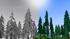 Творческое изображение - GreyGreen