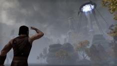 Творческое изображение - На конкурс! Имперский город в тумане