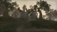 Творческое изображение - На конкурс! Айлейдские руины...