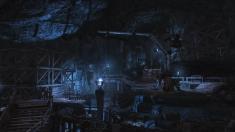 Творческое изображение - Стекольшая шахта Вирнеда