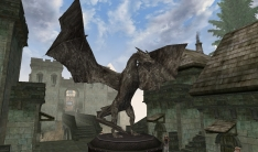 Dragon Statue Replacer