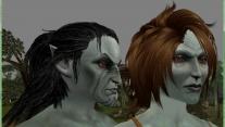 Головы MacKom'a с причёсками на телах Robert'a. Данмеры