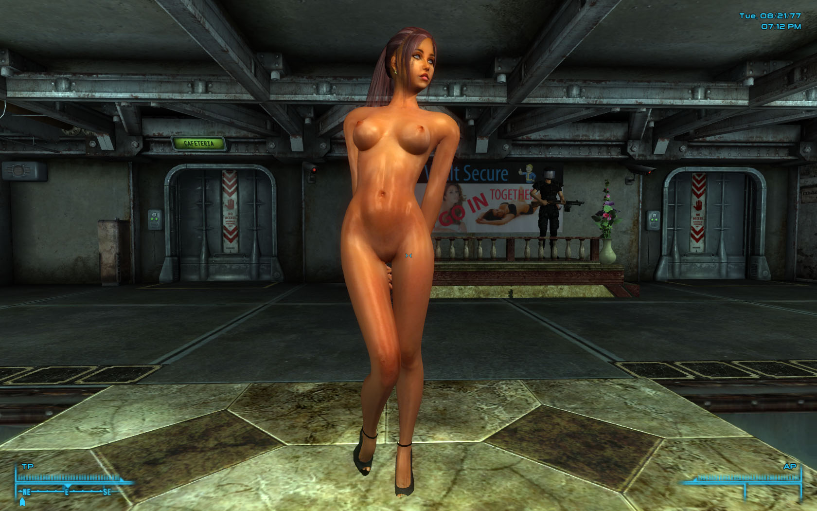 Free download fallout 3 pc naked woman  naked film