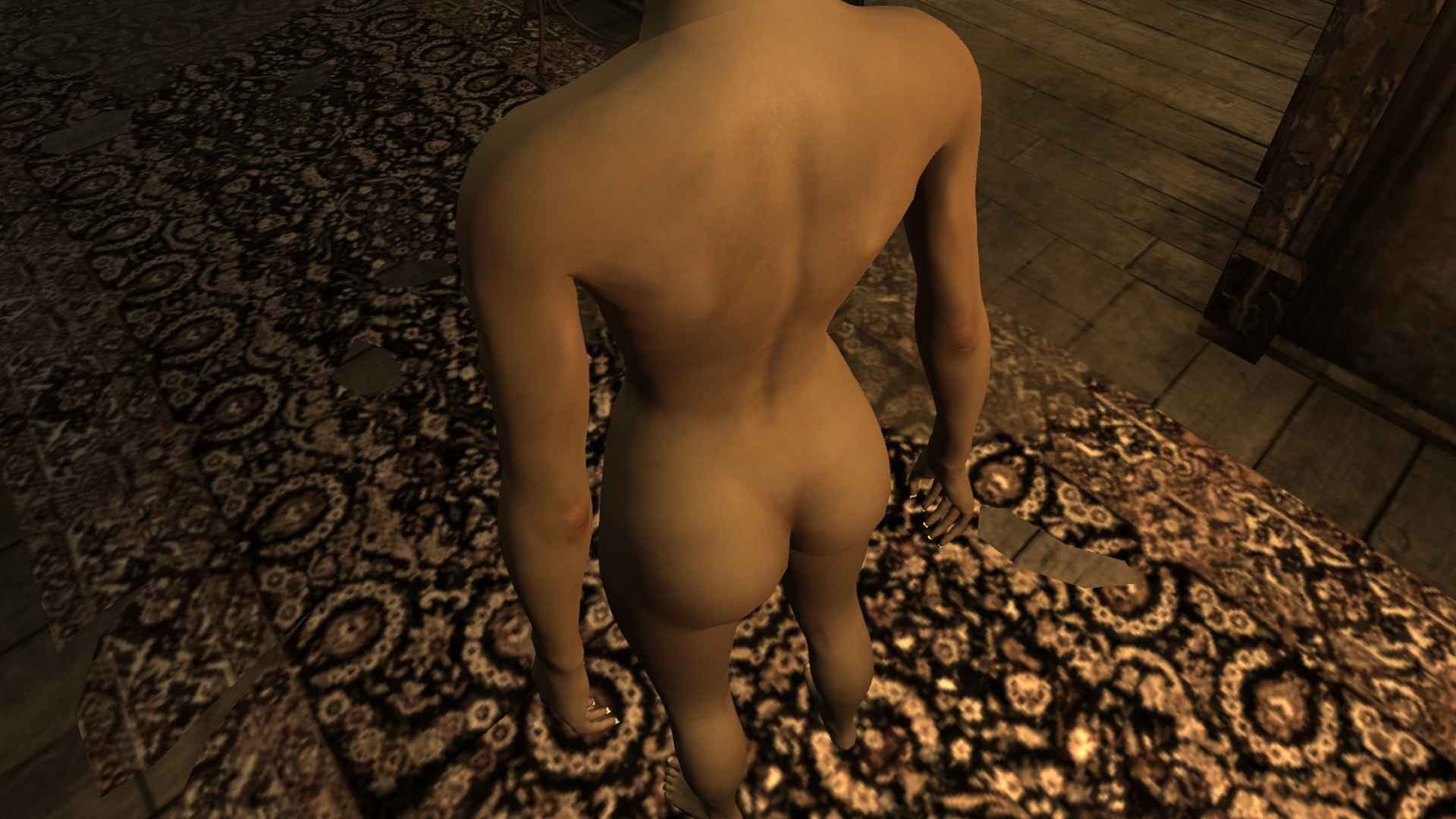 Fallout new vegas nude patch smut films