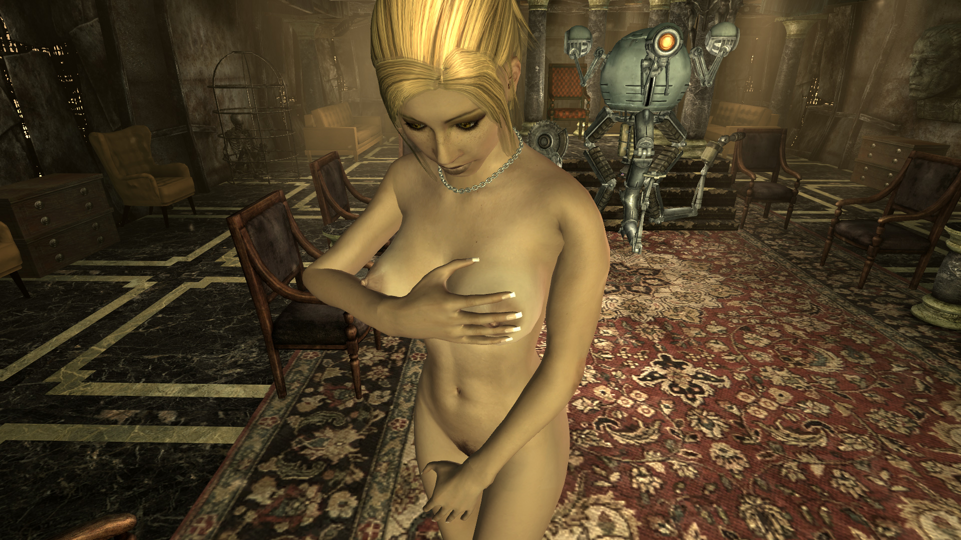 Fallout new vega mode nude sexy thumbs