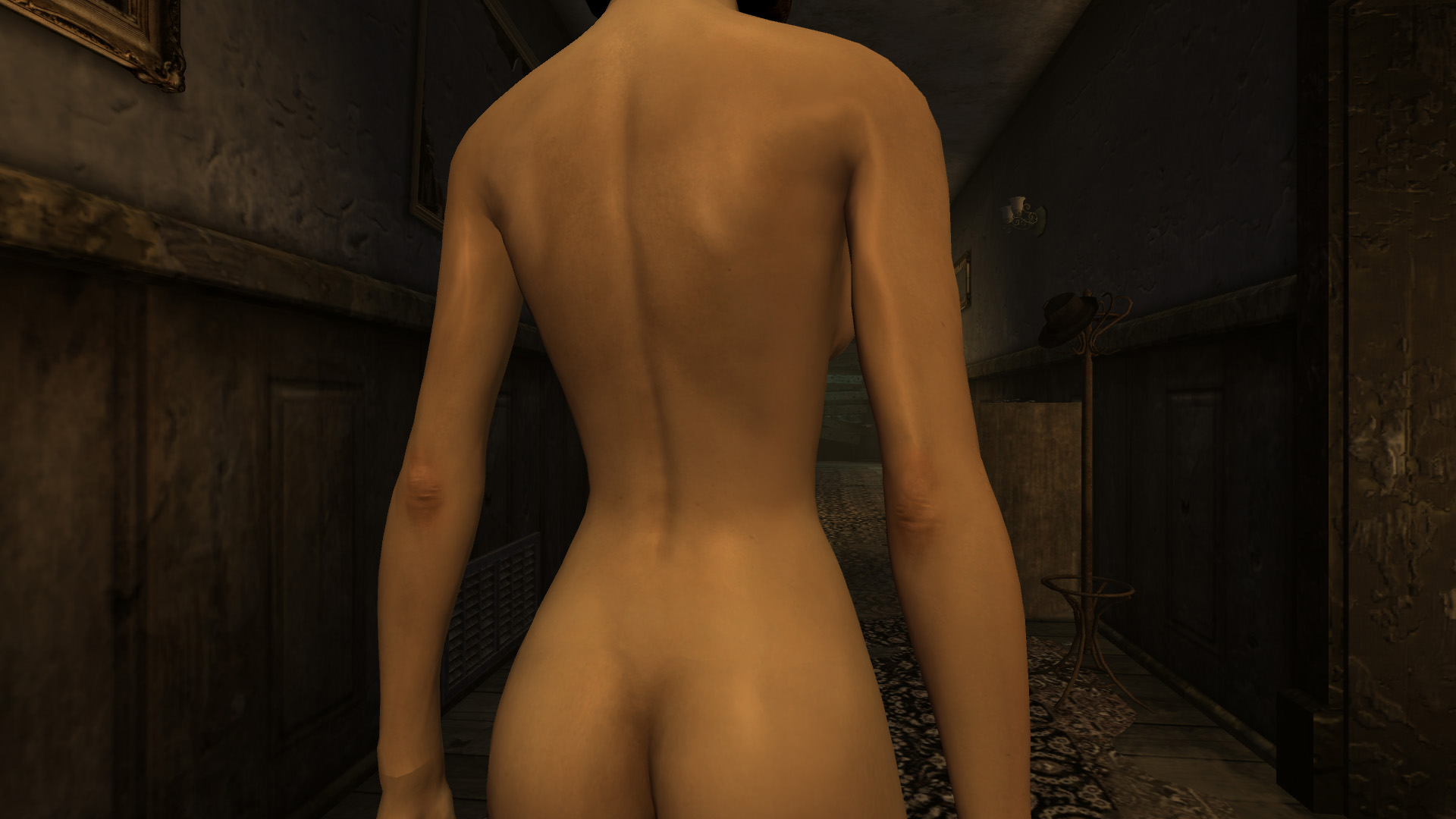 Fallout new vegas nude patch nude clips