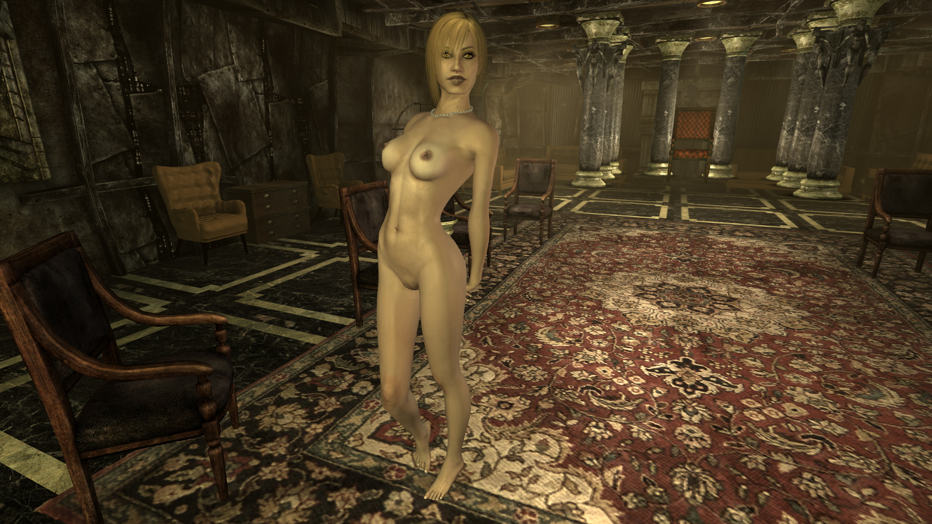 Fallout 3 nude patch vegas hentia movie