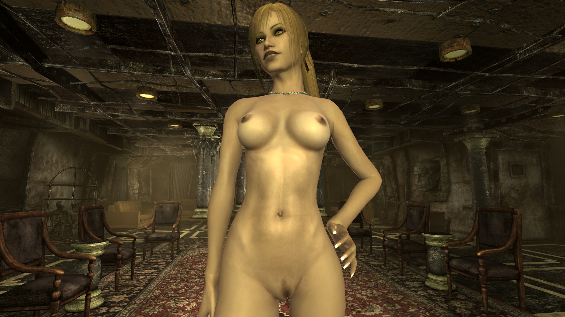 Best fallout 3 naked mod nude pictures