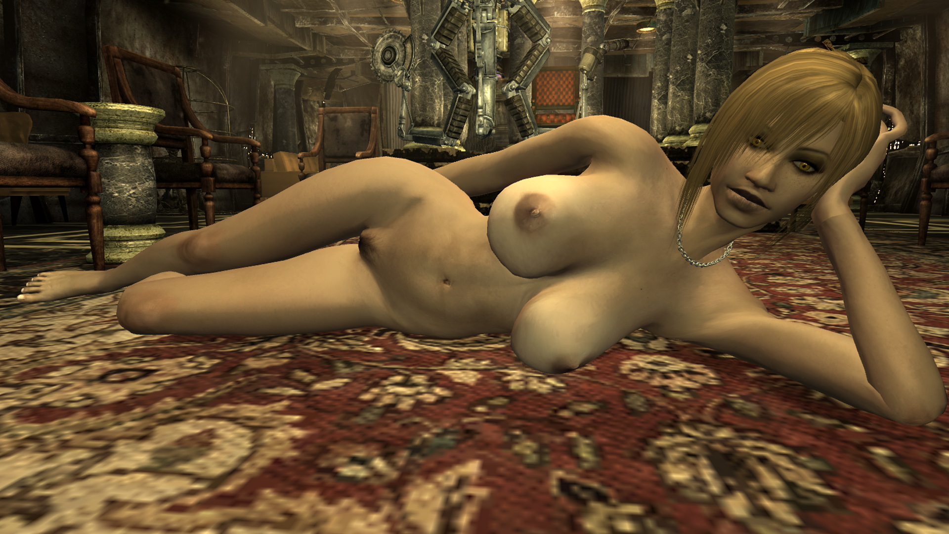 Fallout 3 the nude patch hardcore photo