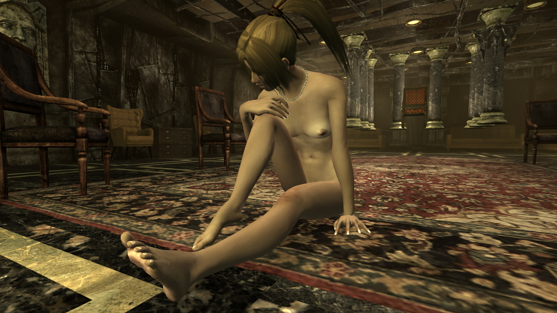 Fallout nude body replacer nackt photos