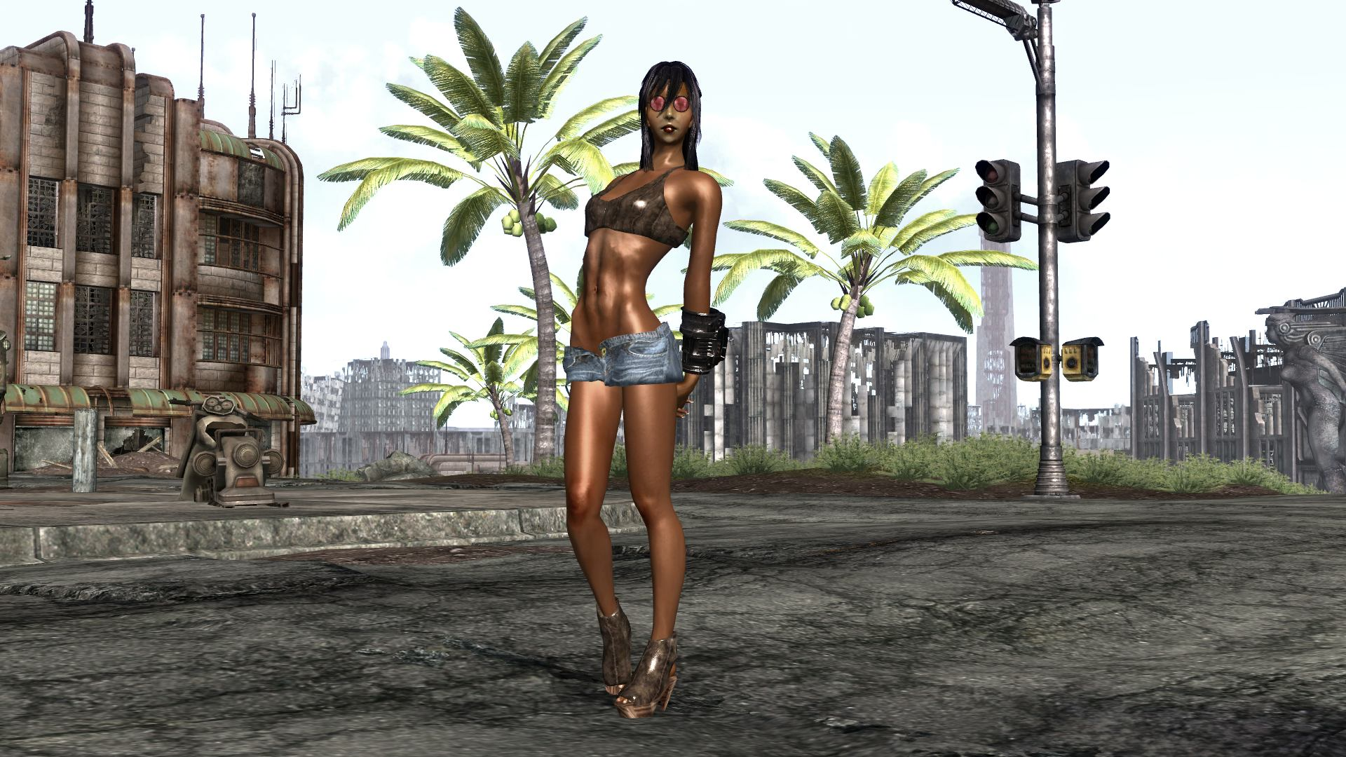Fallout 3 nude male mod sexy tubes