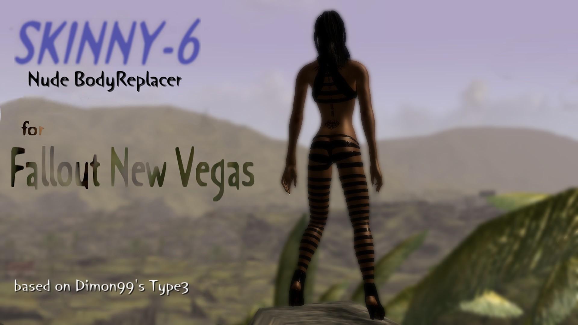 new vegas текстуры: